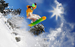 探路者首个滑雪场筹建 预计年底开始试运营