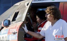 中国首位女车手车祸遭嘲讽 只要有钱就可参赛