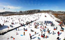 申冬奥成功后首个春节 冰雪旅游大爆发