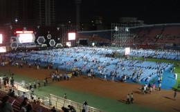 2015年体育产业总产值达1100亿元 晋江打造体育之城