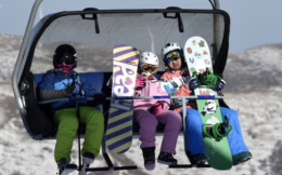 张家口:年内建设4座滑雪场5座滑冰场馆