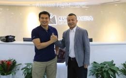 昆仑决与洪泰创新空间联手打造百亿体育投资基金