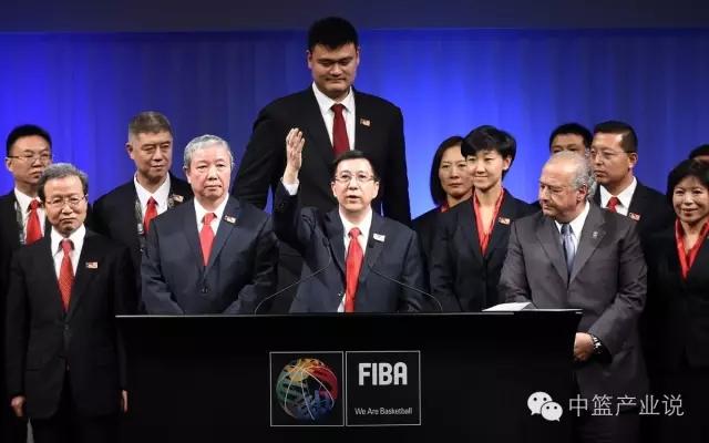 男篮商务运营权:FIBA男篮世界杯光环下放大的肥肉