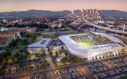 新科技|IBM成为MLS新军洛杉矶FC的科技合作伙伴,将投入3.5亿美元升级智能足球场