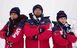 匹克赞助美国大学生代表团 出征2017世界大学生冬季运动会