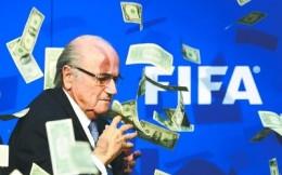 国际足联14年来首度亏损