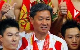 体操队总教练黄玉斌正式卸任  北京奥运9金创辉煌