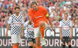鼓励车王舒马赫 诺维茨基在德国举办慈善足球赛