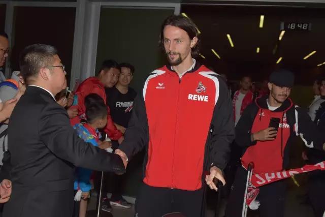 科隆足球俱乐部抵达沈阳 将同辽足开启全面战略合作
