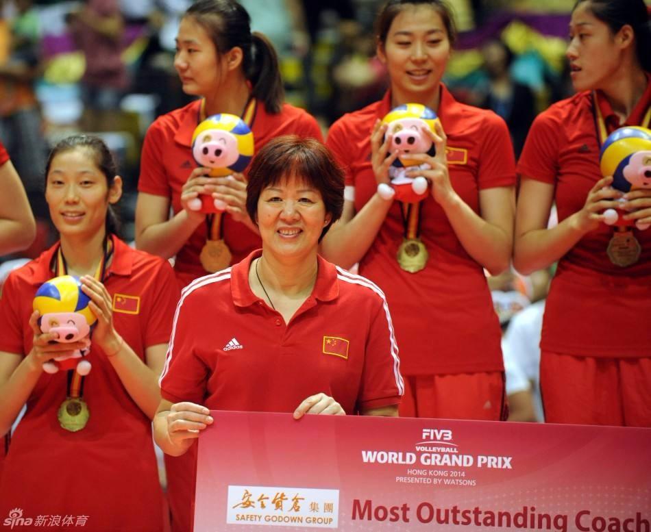 时隔五年女排大奖赛总决赛重回中国  冠军奖金60万美元