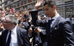 外媒曝C罗偷税金额高达1500万欧 若定罪最高刑期5年