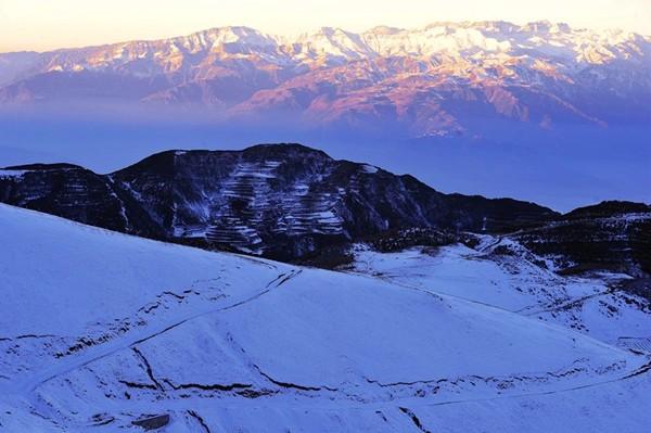 云南曲靖将建国际滑雪度假区 总投资7.5亿元