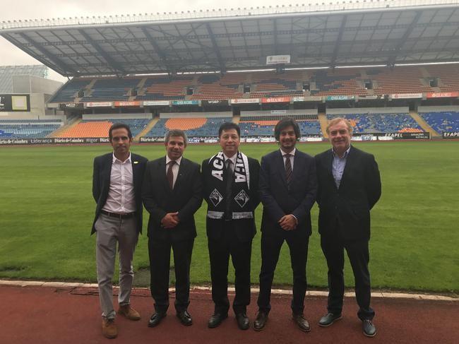 雷曼集团与葡萄牙俱乐部达成战略合作 将冠名其足球学院