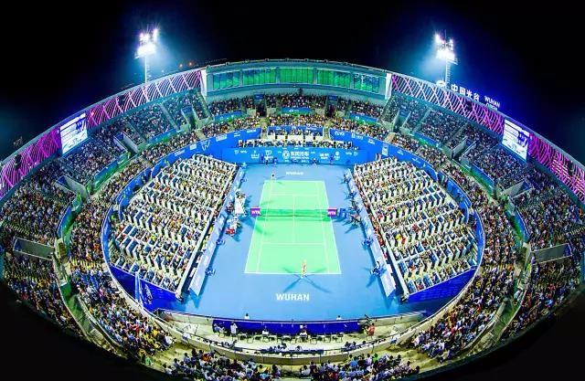 华为成为武汉网球公开赛白银赞助商