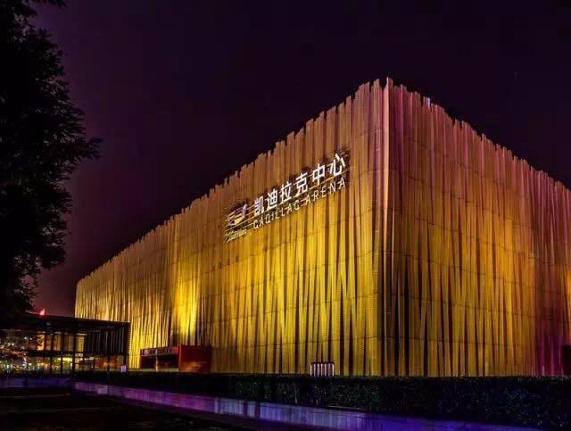 凯迪拉克冠名五棵松体育馆正式官宣!场馆将注入更多新美式格调元素