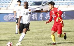 亚泰主场0:0战平河北华夏幸福 提前4轮宣告保级成功