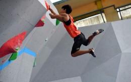 """全球最高奖金攀岩赛落户中国 借势奥运""""壁上芭蕾""""如何攀上顶峰?"""