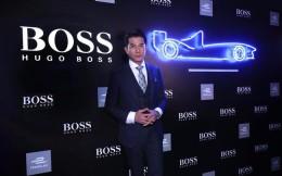 HUGO BOSS成为Formula E首个官方服装合作伙伴 郭富城出席庆祝派对