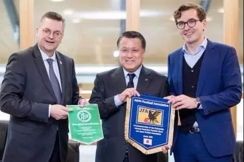 深化关系 日本足协与德国重新签订2年合作协议
