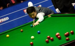 丁俊晖入选世界斯诺克名人堂 成为中国第一人