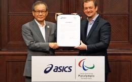 亚瑟士与国际残奥会签最高级别赞助商协议 将无偿为发展中国家队提供运动用品