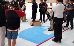 国际冰球联合会在京举办制冰研讨会,寄语北京冬奥办最佳冰球赛