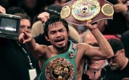 帕奎奥或参加ONE冠军赛 WBC与ONE将举办世界拳王战