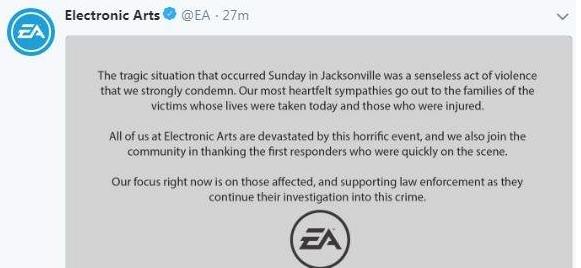 EA官方《麦登橄榄球》枪击案回应:对遇难者深表同情_游迅网.png