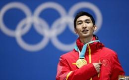 武大靖当选中国短道速滑队新队长 称要向王濛、周洋多多学习