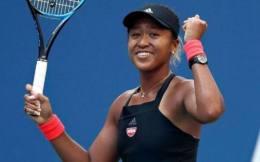 网球大坂直美选手成为日本最受欢迎女运动员