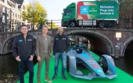 喜力与Formula E签下长达5年赞助合同
