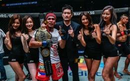 跨界电竞、挖角UFC,ONE冠军赛的野心绝不只是做亚洲顶级格斗赛事