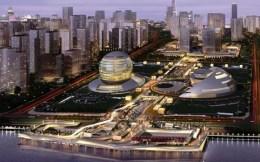 杭州斥资20亿元建造的电竞数娱小镇正式开放  将打造成3A级景区