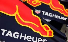 泰格豪雅与红牛车队续约三年 品牌将继续出现在赛车车身上