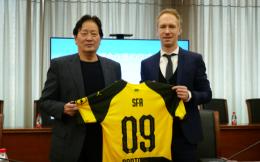 多特蒙德与上海足协达成合作 将全面支持在沪足球青训项目
