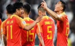 武磊双响 国足3-0菲律宾提前出线