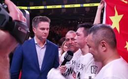 中国第3位世界拳王诞生!24岁徐灿获得WBA世界羽量级拳王金腰带