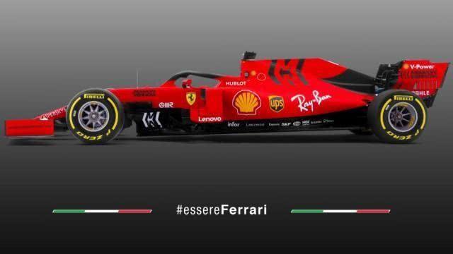 法拉利发布升级版赛车 纪念车队90周年