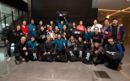当赛艇遇到UFC!中国奥运女子赛艇国家队赴美在UFC精英训练中心训练