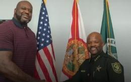 跨界任职!前NBA球星奥尼尔成为警局副局长