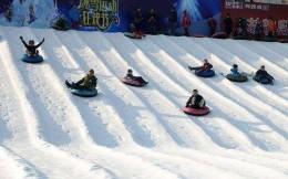 2018/19雪季河北冰雪赛事活动265项 参与冰雪运动人数超千万