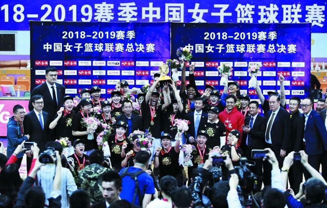营收千万+成全球最大女篮联赛后 WCBA欲靠社会属性破解难盈利宿命