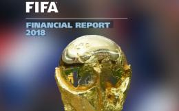 国际足联2015/18财年营收64.21亿美元 世界杯年占比72%