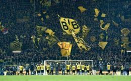 德甲上座人数排名:多特场均超8万列第一,拜仁沙尔克紧随其后