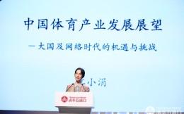 江小涓:中国体育产业发展的两大优势和三大挑战