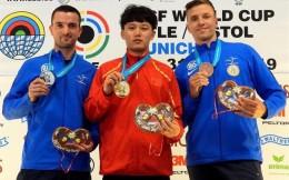 中国射击队再添3张奥运入场券,已获22个奥运参赛席位