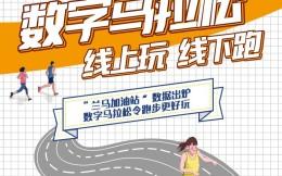 """""""数字马拉松""""丰富兰马玩法 跑者最关心吃住行的哪一个?"""