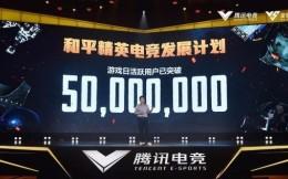 手游版吃鸡《和平精英》电竞计划发布:日活达5000万,5月iOS收入或超7000万美元