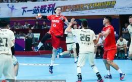 中国第四大球类联赛正式诞生!中国男子手球超级联赛在京打响揭幕战