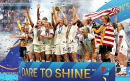 美国女足世界杯夺冠 成史上第2支卫冕球队